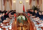 Chủ tịch Quốc hội hội kiến Thủ tướng Belarus