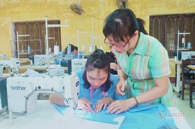 Thấy lợi ích, lao động nông thôn tự tìm đến các khóa đào tạo nghề