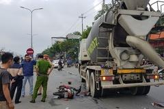 Thanh niên bị xe bồn cán chết sau va chạm với xe máy ở Đà Nẵng