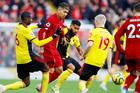 Liverpool 0-0 Watford: Đôi công hấp dẫn (H1)