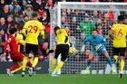Liverpool 1-0 Watford: Salah bừng sáng (H1)