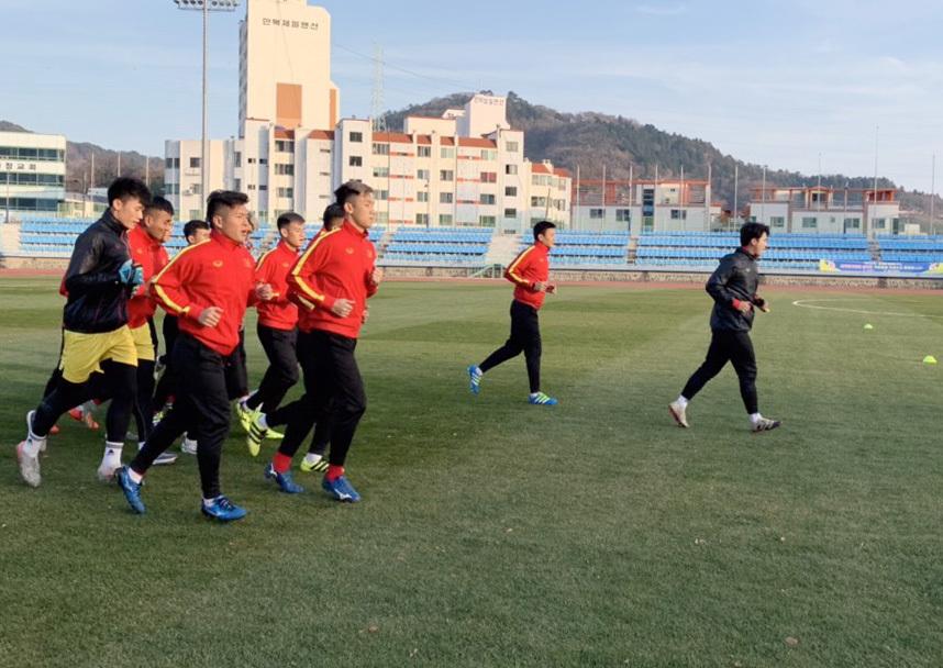 U23 Việt Nam trở về từ Hàn Quốc: Thầy Park chọn đúng, toàn tin vui