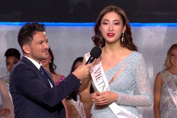 Chung kết Hoa hậu Thế giới 2019: Lương Thùy Linh lọt top 12 - kết quả xổ số quảng nam