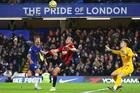 Chelsea thua sốc Bournemouth trên sân nhà
