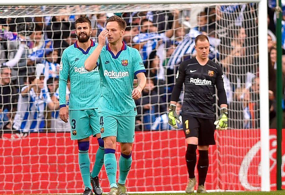 Messi im tiếng, Barca nguy cơ bị Real