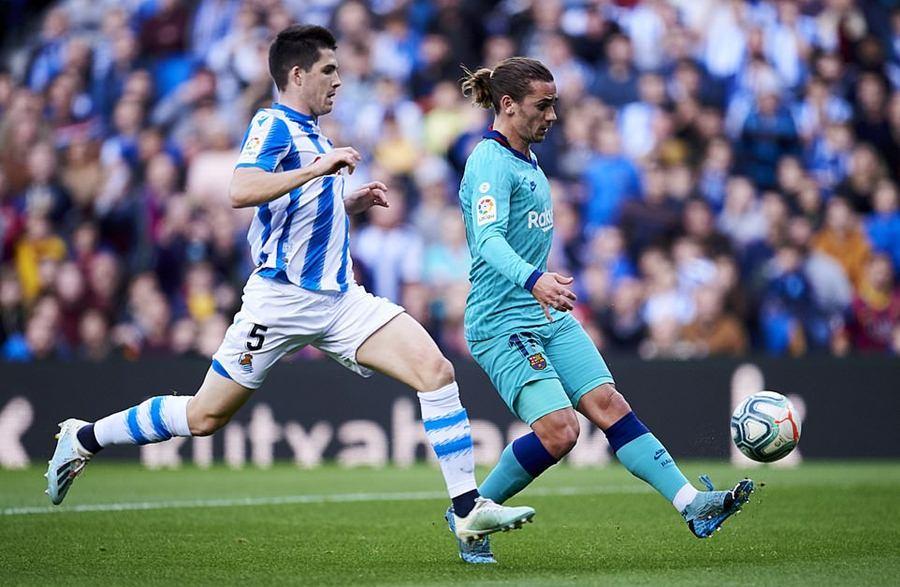 Sociedad,Barca,Messi