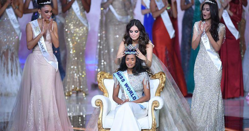 Miss World,Toni-Ann Singh
