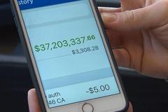 Ngân hàng chuyển nhầm 37 triệu USD vào tài khoản khách hàng
