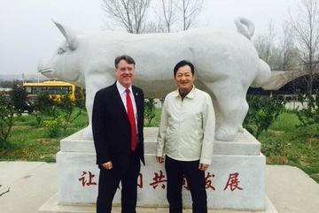 Tỷ phú thịt lợn Trung Quốc kiếm tiền nhanh nhất thế giới