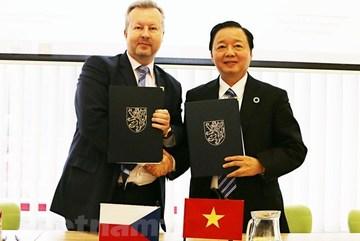 Vietnam, Czech Republic step up environmental cooperation