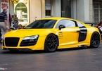 Audi R8 thế hệ đầu tiên lột xác với gói độ tiền tỷ tại TP.HCM