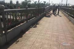 Thông tin bất ngờ vụ nữ sinh nôn ói, tử vong trên cầu bộ hành Sài Gòn