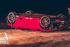 Mượn Lamborghini Huracan của bạn gây tai nạn rồi bỏ trốn