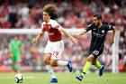 Arsenal 0-0 Man City: Đôi công rực lửa (H1)