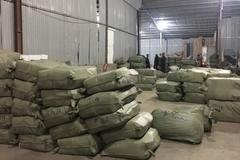 Triệt phá đường dây buôn lậu hàng trăm tấn dược liệu xuyên quốc gia