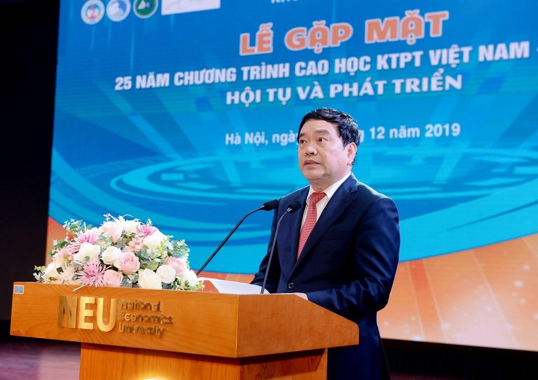 Gần 620 học viên đã tham gia chương trình Cao học Việt Nam – Hà Lan