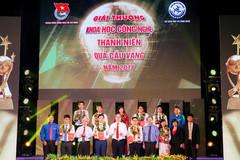 10 tài năng khoa học trẻ nhận giải thưởng Quả cầu vàng 2019