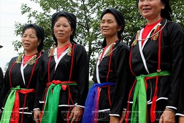 San Diu ethnic people in Vietnam