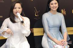 Ngọc Hân tặng quà đặc biệt cho Tiến sĩ cello Hoài Xuân