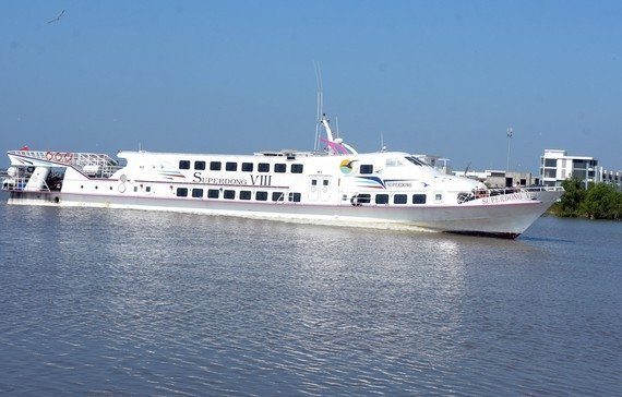 Phu Quoc – Nam Du high-speed boat,kien giang tourism