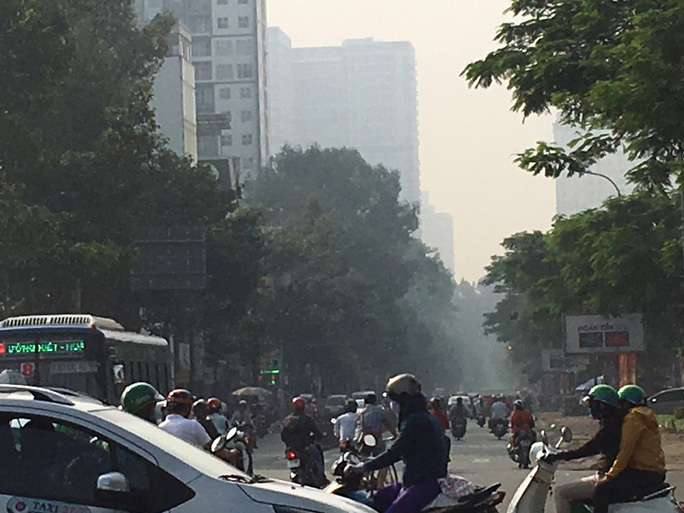 Increase in air monitoring frequency in HCM City proposed