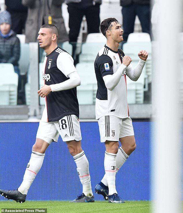 Ronaldo,Juventus,Udinese