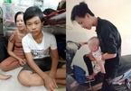 Người mẹ mù chữ cầu cứu vì con thứ bị ung thư, buộc con lớn nghỉ học