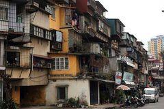 Những ông lớn bất động sản nào sẽ tham gia cải tạo tập thể cũ ở Hà Nội?