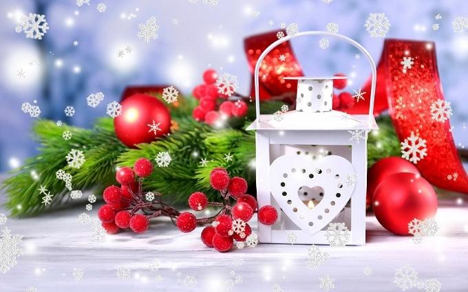 Lời chúc Giáng sinh 2019 bằng tiếng Anh ý nghĩa