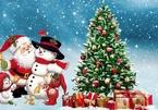 Lời chúc Giáng sinh 2019 đặc sắc