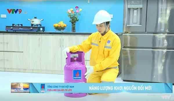Hướng dẫn sử dụng bình gas an toàn từ chuyên gia