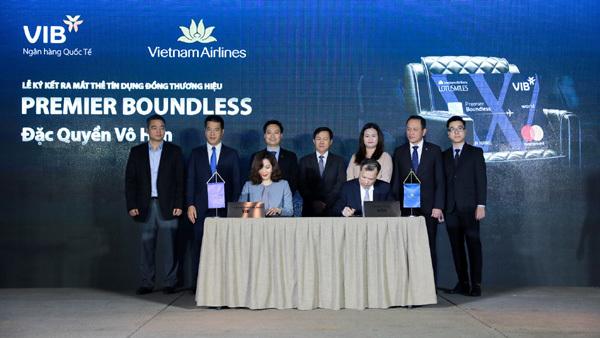 Ra mắt Premier Boundless - thẻ tín dụng nhiều đặc quyền cho khách đi máy bay