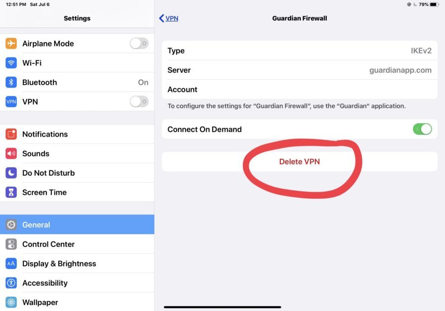 VPN,mạng riêng ảo,iPhone,iPad,Apple,thủ thuật iPhone,thủ thuật iPad