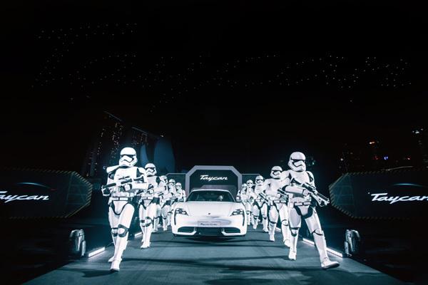 Dòng xe thuần điện Porsche Taycan ra mắt khu vực Châu Á - Thái Bình Dương