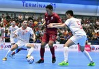 Vietnam finish in second place at Futsal Thailand Five 2019