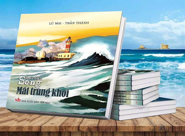 Vietnamese navy soldiers,book about Spratly navy soldiers,release