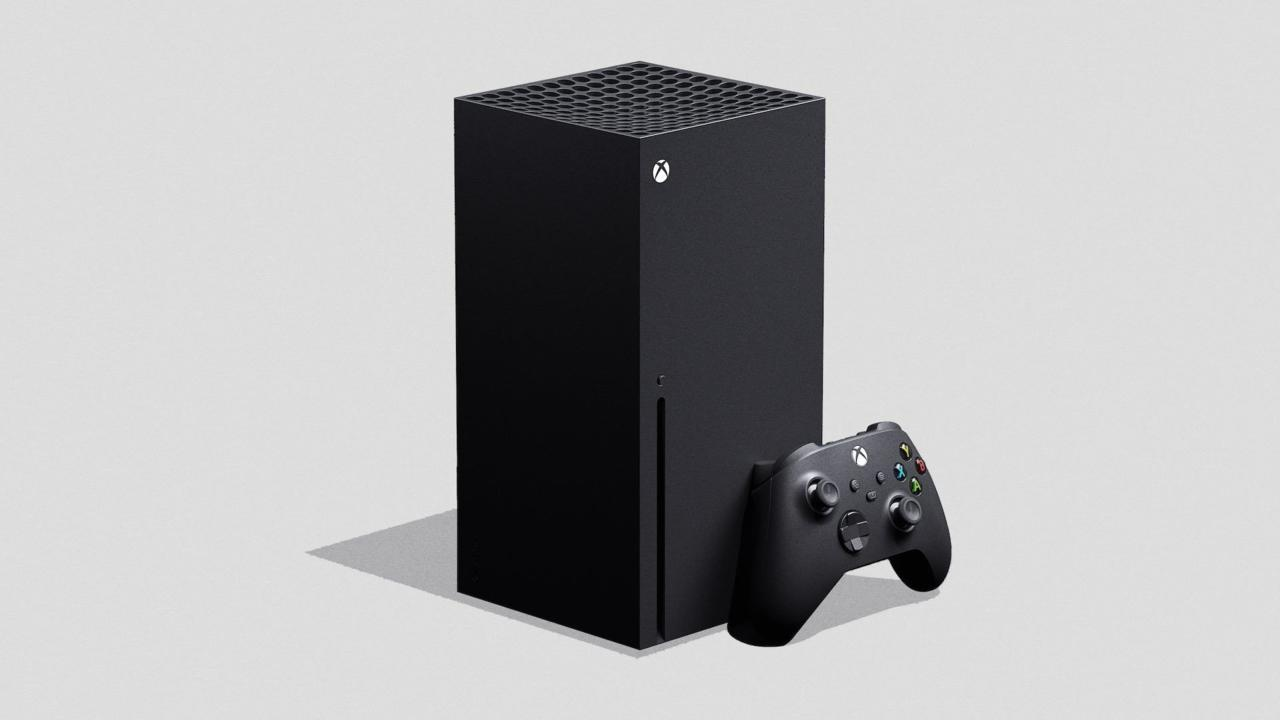 Microsoft ra mắt game console thế hệ kế tiếp Xbox Series X