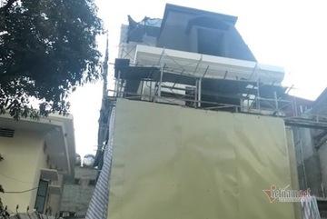 Hà Nội yêu cầu kiểm tra loạt công trình ở quận trung tâm báo VietNamNet nêu