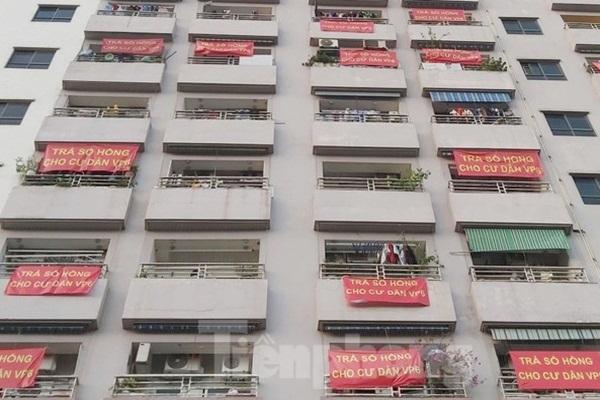 căn hộ chung cư,sổ đỏ