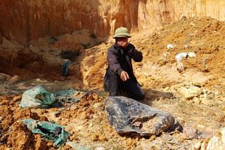 Đã xác định chủ mưu vụ chôn chất thải nguy hại tại Sóc Sơn