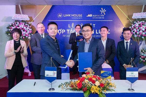 MB Ageas Life 'bắt tay' LinkHouse mang trải nghiệm mới đến khách hàng