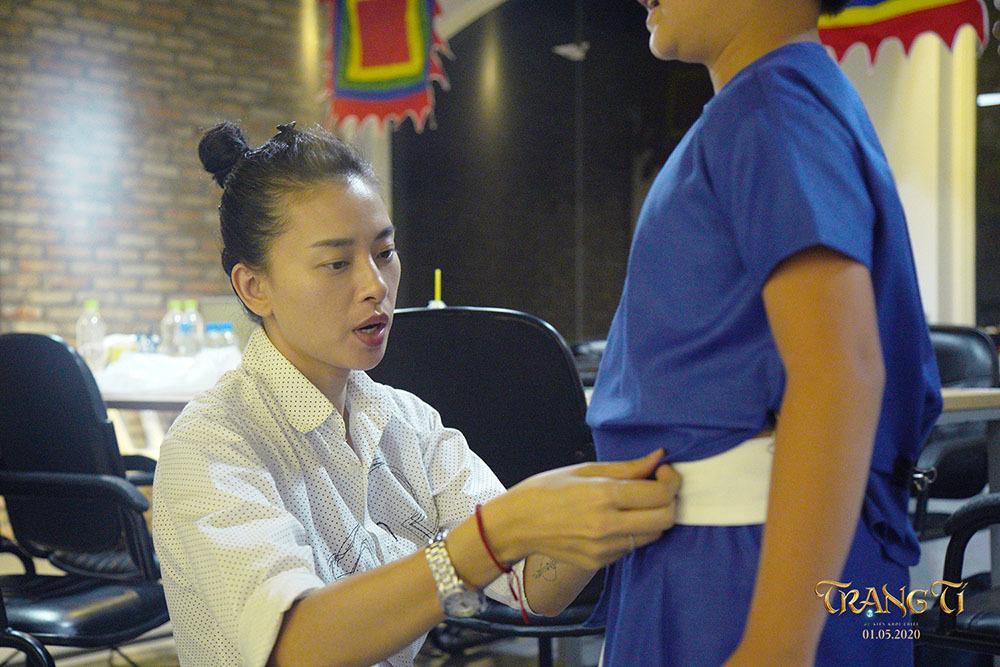 Ngô Thanh Vân hé lộ tạo hình Trạng Tí sau 6 năm ấp ủ