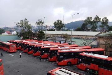 Công ty Phương Trang đã mở bán vé xe dịp Tết