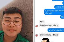 Thủ môn Văn Toản của U22 Việt Nam bị tố bắt cá hai tay, lộ tin nhắn thách thức người yêu cũ càng khiến dân mạng không ngờ