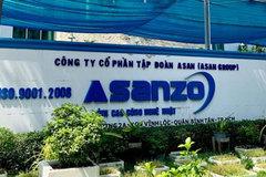 Asanzo bị cưỡng chế số tiền thuế gần 35 tỷ