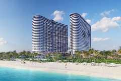 Dấu mốc mới của tổ hợp căn hộ nghỉ dưỡng lớn bậc nhất Đà Nẵng
