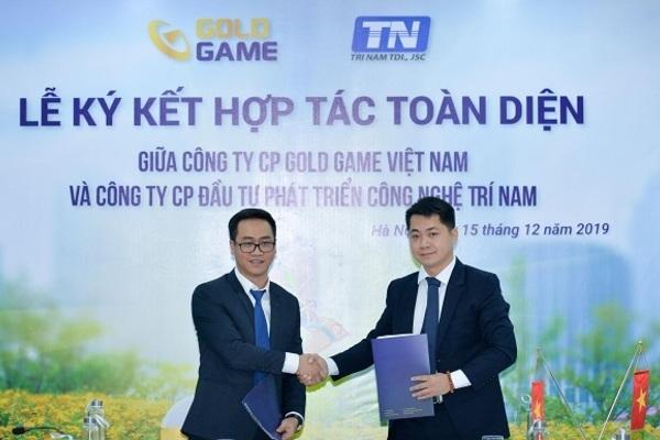 Gold Game Việt Nam công bố hoạt động game giải trí