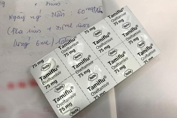 Nhiều người mắc cúm A, Tamiflu đội giá gấp 4 vẫn không có thuốc