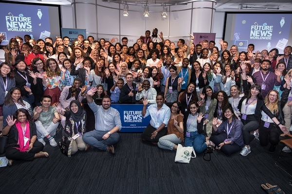 Cơ hội tham dự Future News Worldwide 2020 cho sinh viên báo chí, phóng viên trẻ