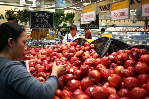 The US wants VN to cut tariff on farm produce